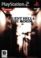 Silent Hill 4: The Room box art for PlayStation 2