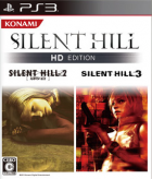 Silent Hill HD Collection box art for PlayStation 3