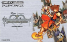 Kingdom Hearts: Chain of Memories box art for Game Boy Advance