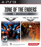 Zone of the Enders HD Collection box art for PlayStation 3