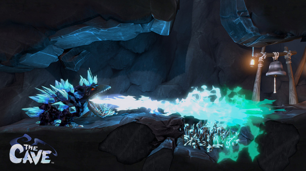 The Cave - promotional screenshot