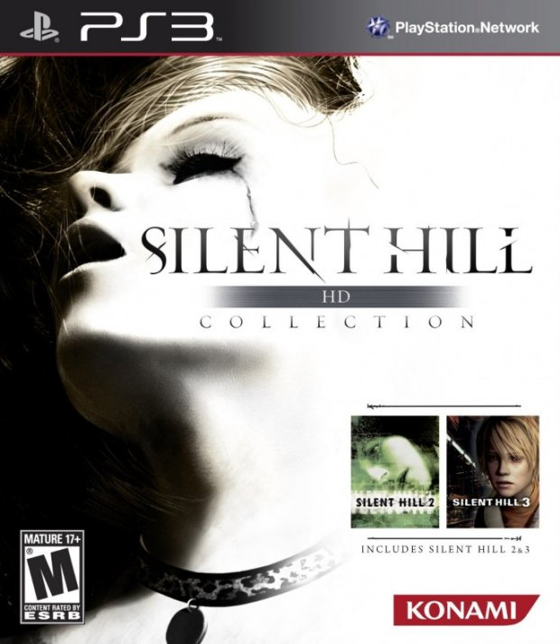 Silent Hill: HD Collection Cover