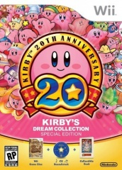 Kirby's Dream Collection box art
