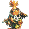 Skull Kid Artwork - Ocarina of Time