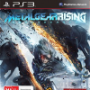Metal Gear Rising: Revegeance AU PS3 cover
