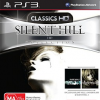 Silent Hill HD Collection AU PS3 Cover Art