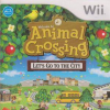 Animal Crossing Let's Go to the City - AU cover