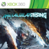 Metal Gear Rising: Revegeance EU 360 cover