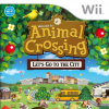 Animal Crossing Let's Go to the City - EU cover