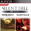 Silent Hill HD Collection JP PS3 Cover