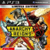 Anarchy Reigns PS3 AU cover