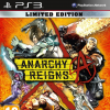 Anarchy Reigns PS3 EU cover