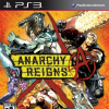 Anarchy Reigns - US PS3 Cover