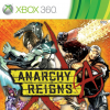 Anarchy Reigns - US 360 Cover