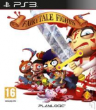 Fairy Tale Fights box art for Xbox 360