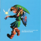 The Legend of Zelda: Majora's Mask Orchestrations box cover