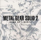 Metal Gear Solid 2: Sons of Liberty Original Soundtrack box cover