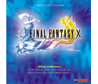 Final Fantasy X Official Soundtrack box cover