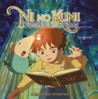 Ni no Kuni: Wrath of the White Witch The Original Soundtrack box cover