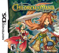Children of Mana box art