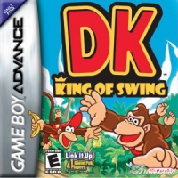 DK King of Swing box art