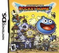Dragon Quest Heroes: Rocket Slime box art