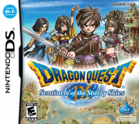 Dragon Quest IX box art