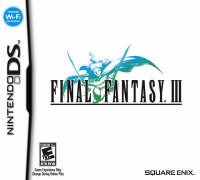 Final Fantasy III (DS) box art
