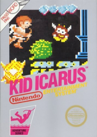 Kid Icarus box art