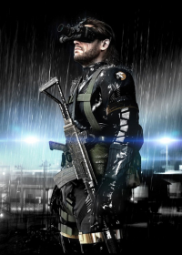 Metal Gear Solid: Ground Zeroes box art