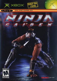 Ninja Gaiden (2004) box art