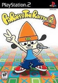 Parappa the Rapper 2 box art
