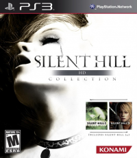 Silent Hill HD Collection box art