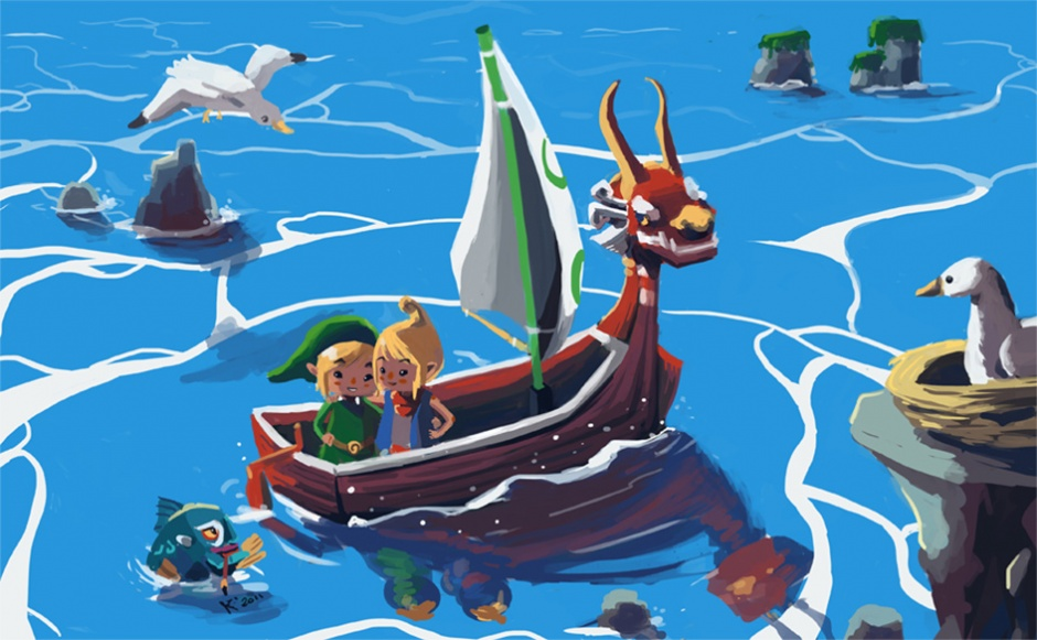 The Legend of Zelda: The Wind Waker